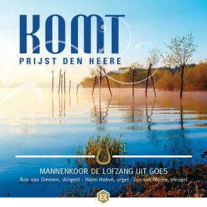 booklet CD ER23616 Komt prijs den Heere